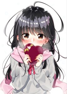 Rating: Safe Score: 47 Tags: sakuragi_ren sweater valentine User: Mr_GT