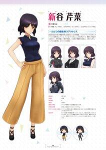 Rating: Questionable Score: 7 Tags: alice_gear_aegis breast_hold business_suit character_design chibi kakoi_kazuhiko niiya_serina User: Radioactive