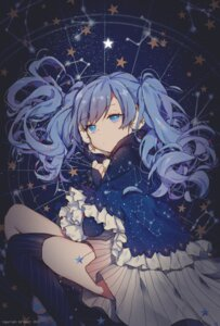 Rating: Safe Score: 57 Tags: acidear fuyu_no_yoru_miku hatsune_miku thighhighs vocaloid User: nphuongsun93