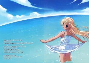 Rating: Safe Score: 12 Tags: skirt_lift tanihara_natsuki User: Eruru