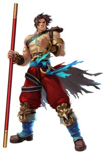 Rating: Questionable Score: 5 Tags: kilik male namco soul_calibur weapon User: Yokaiou