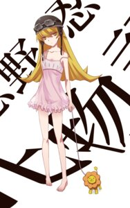 Rating: Safe Score: 24 Tags: bakemonogatari dress oshino_shinobu prime see_through User: charunetra