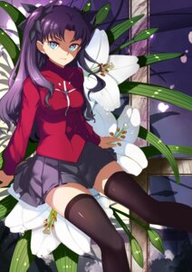 Rating: Safe Score: 36 Tags: fate/stay_night realmbw thighhighs toosaka_rin User: Mr_GT