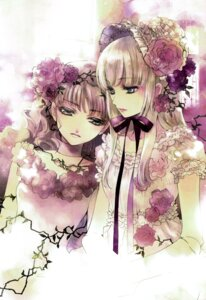 Rating: Safe Score: 16 Tags: kuramoto_kaya lolita_fashion pieces_of_the_world User: Imbir