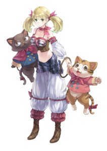 Rating: Safe Score: 35 Tags: atelier atelier_rorona kishida_mel lionela_heinze User: Radioactive