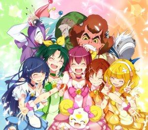 Rating: Safe Score: 17 Tags: akaoni aoki_reika bandaid candy_(smile_precure) hino_akane hoshizora_miyuki joker_(precure) kise_yayoi majorina midorikawa_nao pretty_cure smile_precure! ushiki_yoshitaka wolfurun User: animeprincess