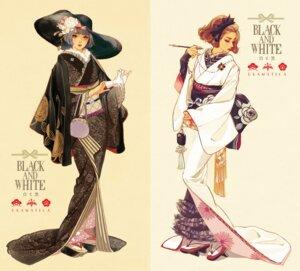 Rating: Safe Score: 19 Tags: kimono lolita_fashion matsuo_hiromi wa_lolita User: Radioactive