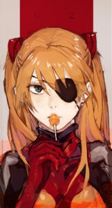 Rating: Safe Score: 10 Tags: eyepatch hiranko neon_genesis_evangelion souryuu_asuka_langley User: Radioactive