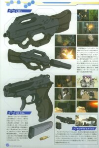 Rating: Questionable Score: 2 Tags: ghost_in_the_shell gun User: hyde333