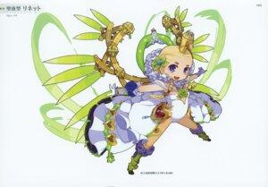 Rating: Safe Score: 3 Tags: armor heels kairisei_million_arthur leotard mota tagme wings User: Radioactive