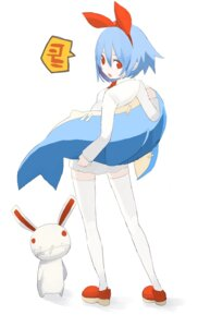 Rating: Safe Score: 15 Tags: disgaea pleinair same_(disgaea) tansuke thighhighs usagi User: charunetra