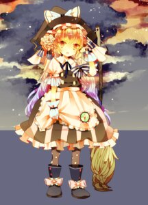 Rating: Safe Score: 27 Tags: cha_goma kirisame_marisa touhou User: charunetra