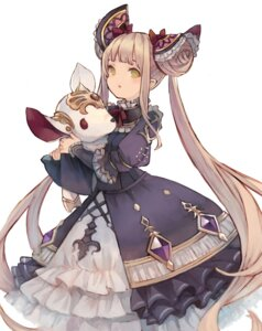 Rating: Safe Score: 32 Tags: chobi dress gothic_lolita lolita_fashion luna_(shadowverse) shadowverse User: nphuongsun93