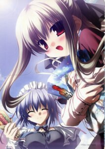 Rating: Safe Score: 13 Tags: chikotam eden elica maid sion User: admin2