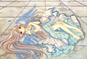 Rating: Safe Score: 24 Tags: chii chobits clamp dress fixed User: MosquitoJack
