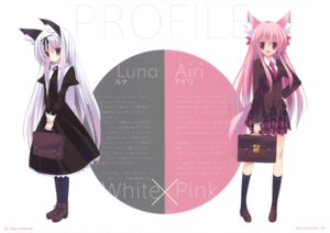 Rating: Questionable Score: 28 Tags: +19 animal_ears fixed nekomimi p19 seifuku User: fireattack