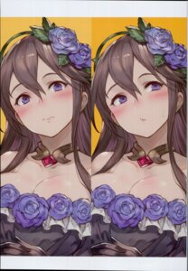 Rating: Questionable Score: 28 Tags: cleavage expression kakage User: Radioactive