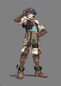 Rating: Safe Score: 5 Tags: grandia grandia_iii male yoshinari_you yuki_(grandia) User: MrSonic