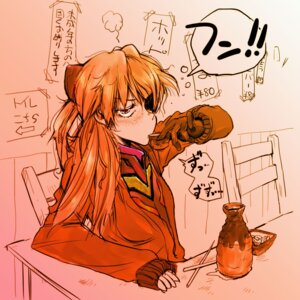 Rating: Safe Score: 6 Tags: eyepatch kaku_(artist) neon_genesis_evangelion souryuu_asuka_langley User: Radioactive