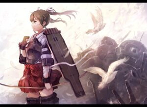Rating: Safe Score: 24 Tags: japanese_clothes kantai_collection sumisu_(mondo) thighhighs zuikaku_(kancolle) User: zero|fade