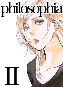 Rating: Safe Score: 5 Tags: amano-gumi amano_shuninta philosophia_(manga) smoking User: Radioactive