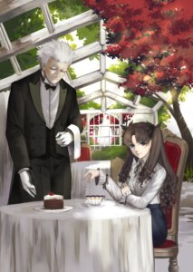 Rating: Safe Score: 16 Tags: archer fate/stay_night l'epice toosaka_rin User: Mr_GT