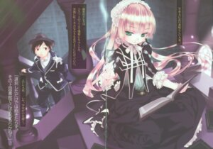 Rating: Safe Score: 13 Tags: gap gosick gothic_lolita lolita_fashion takeda_hinata victorica_de_broix User: Radioactive
