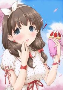 Rating: Safe Score: 26 Tags: katoumisaki02 sakuma_mayu the_idolm@ster the_idolm@ster_cinderella_girls User: Mr_GT