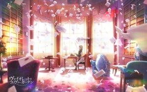Rating: Safe Score: 37 Tags: dress heels tagme umbrella violet_evergarden violet_evergarden_(character) wallpaper User: kiyoe