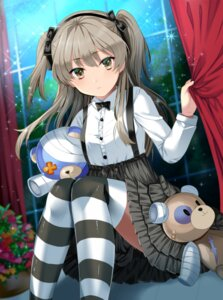 Rating: Safe Score: 70 Tags: girls_und_panzer shimada_arisu thighhighs uzura User: Mr_GT