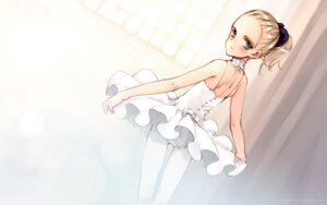 Rating: Safe Score: 11 Tags: giselle_stolzenberg littlewitch oyari_ashito pantyhose quartett! wallpaper User: petopeto