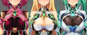 Rating: Questionable Score: 3 Tags: breasts hikari_(xenoblade_2) homura_(xenoblade_2) pneuma_(xenoblade_2) tagme xenoblade xenoblade_chronicles_2 User: darkmetaknight9