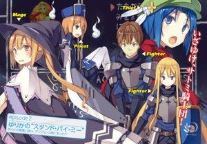 Rating: Safe Score: 14 Tags: armor pantyhose poco rokujouma_no_shinryakusha!? tagme witch User: kiyoe