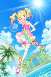 Rating: Safe Score: 26 Tags: aikatsu! aikatsu_stars! dress garter heels jpeg_artifacts nijino_yume tagme User: saemonnokami