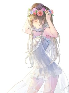 Rating: Safe Score: 64 Tags: dress love_live! minami_kotori rio_(artist) see_through User: Mr_GT