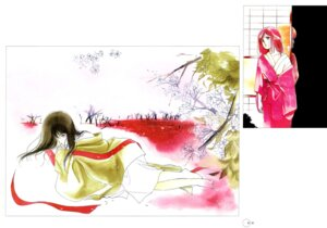 Rating: Safe Score: 8 Tags: kakinouchi_narumi miyu vampire_princess_miyu watercolor yui_(miyu) User: Radioactive