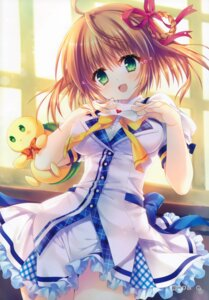 Rating: Safe Score: 94 Tags: karumaruka_circle otone_nikoru saga_planets seifuku tatekawa_mako User: batinthebelfry