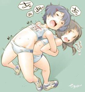 Rating: Questionable Score: 32 Tags: erect_nipples gym_uniform loli sekihan User: Radioactive