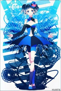 Rating: Safe Score: 16 Tags: achiki bike_shorts cleavage dress User: charunetra