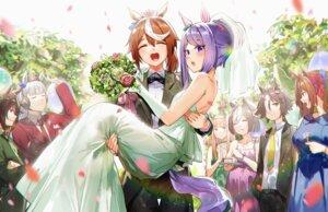Rating: Safe Score: 19 Tags: animal_ears business_suit crossdress daiwa_scarlet_(umamusume) dress gold_ship_(umamusume) mejiro_mcqueen_(umamusume) no_bra orihi_chihiro silence_suzuka_(umamusume) special_week_(umamusume) symboli_rudolf_(umamusume) tail tokai_teio_(umamusume) uma_musume_pretty_derby vodka_(umamusume) wedding_dress yuri User: Dreista