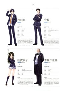 Rating: Safe Score: 6 Tags: profile_page seifuku tagme ushinawareta_mirai_wo_motomete User: Twinsenzw