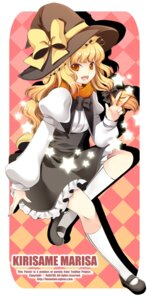 Rating: Safe Score: 13 Tags: dress jeminl kirisame_marisa touhou witch User: charunetra