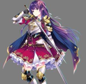 Rating: Safe Score: 28 Tags: armor ensemble_(company) secret_agent_~kishi_gakuen_no_shinobi_naru_mono~ seifuku shirogane_kagura sword tagme thighhighs transparent_png User: moonian