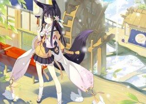 Rating: Safe Score: 115 Tags: animal_ears kitsune poco tail User: MadMan