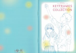 Rating: Safe Score: 13 Tags: crease fixme koe_no_katachi line_art raw_scan seifuku User: yswysc