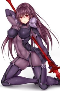 Rating: Questionable Score: 76 Tags: armor blue_gk bodysuit erect_nipples fate/grand_order scathach_(fate/grand_order) weapon User: Mr_GT
