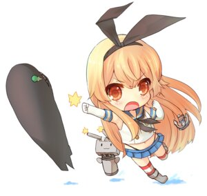 Rating: Safe Score: 27 Tags: chibi kantai_collection rensouhou-chan sad_fuka shimakaze_(kancolle) User: JCorange