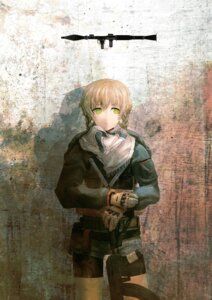 Rating: Safe Score: 25 Tags: amane_suzuha gun huke steins;gate User: demonbane1349