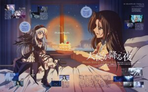 Rating: Safe Score: 7 Tags: kakizaki_megu kasugai_hiroyuki lolita_fashion rozen_maiden suigintou User: Radioactive
