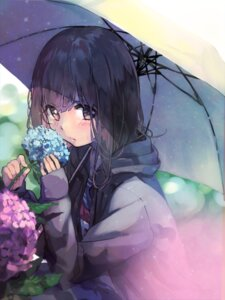 Rating: Safe Score: 13 Tags: menhera-chan. nanase_kurumi seifuku tagme umbrella User: Mr_GT